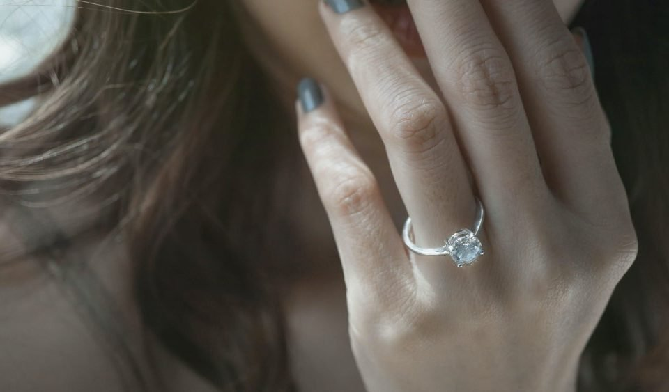 The Surprising History of Diamond Engagement Rings | Diamond Buzz