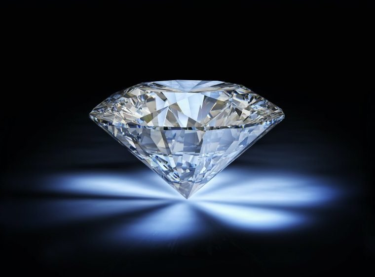 Diamond Fluorescence: Is It Good or Bad?