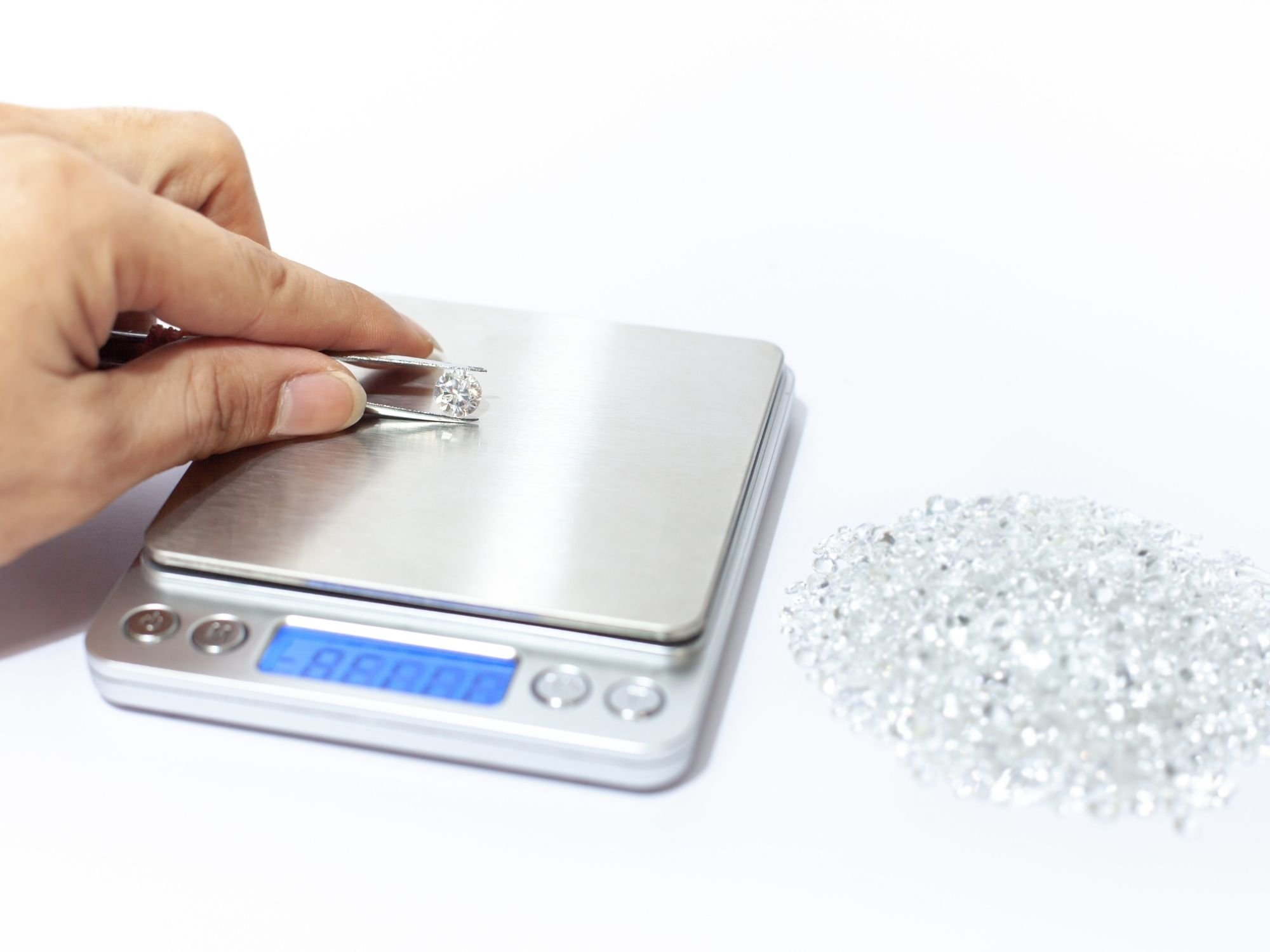 Diamond Size Vs Carat Weight | Diamond Buzz