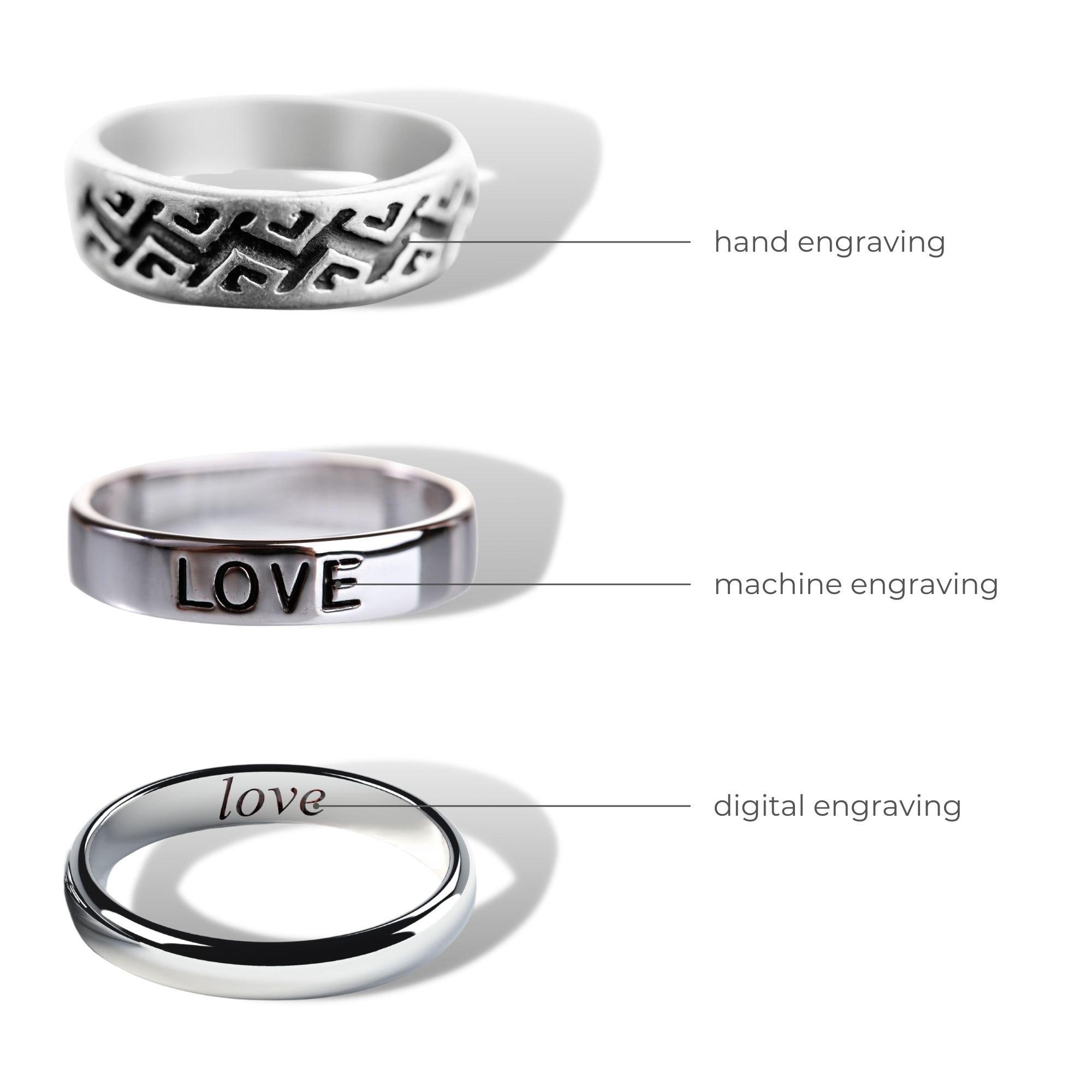 Jewellery Engraving Techniques   Diamond Buzz