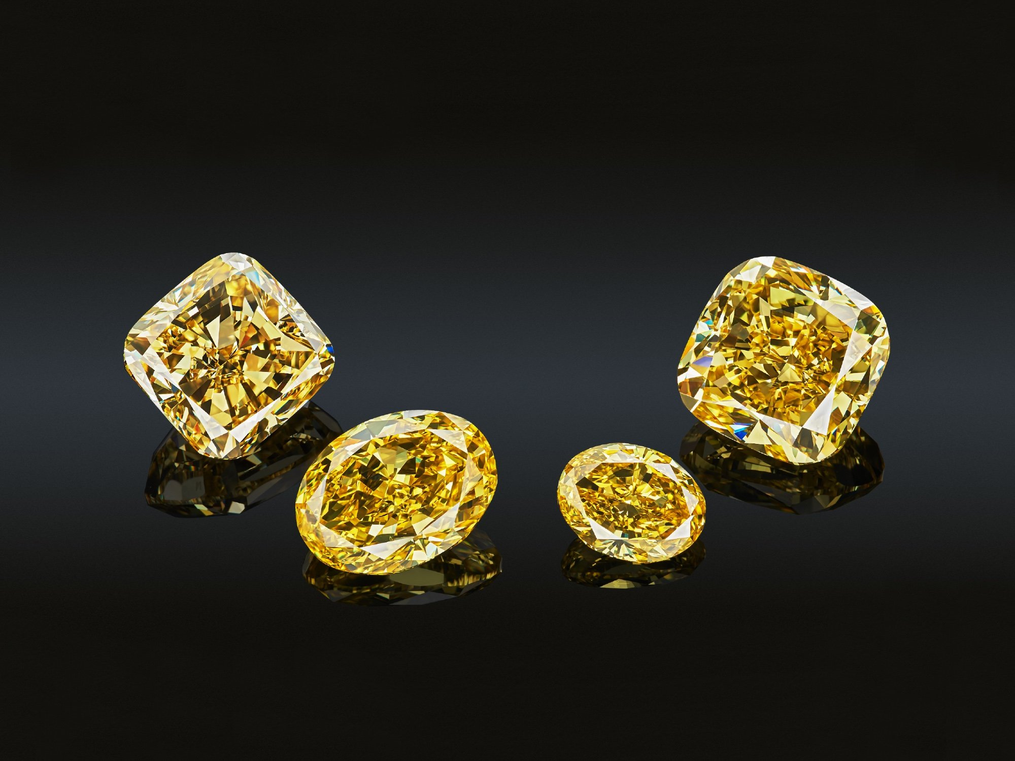 Yellow Diamonds Buying Guide | Diamond Buzz