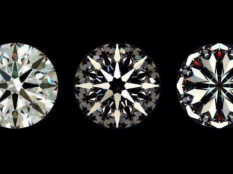 Hearts and Arrows Diamonds: How Are They Special? | Diamond Buzz