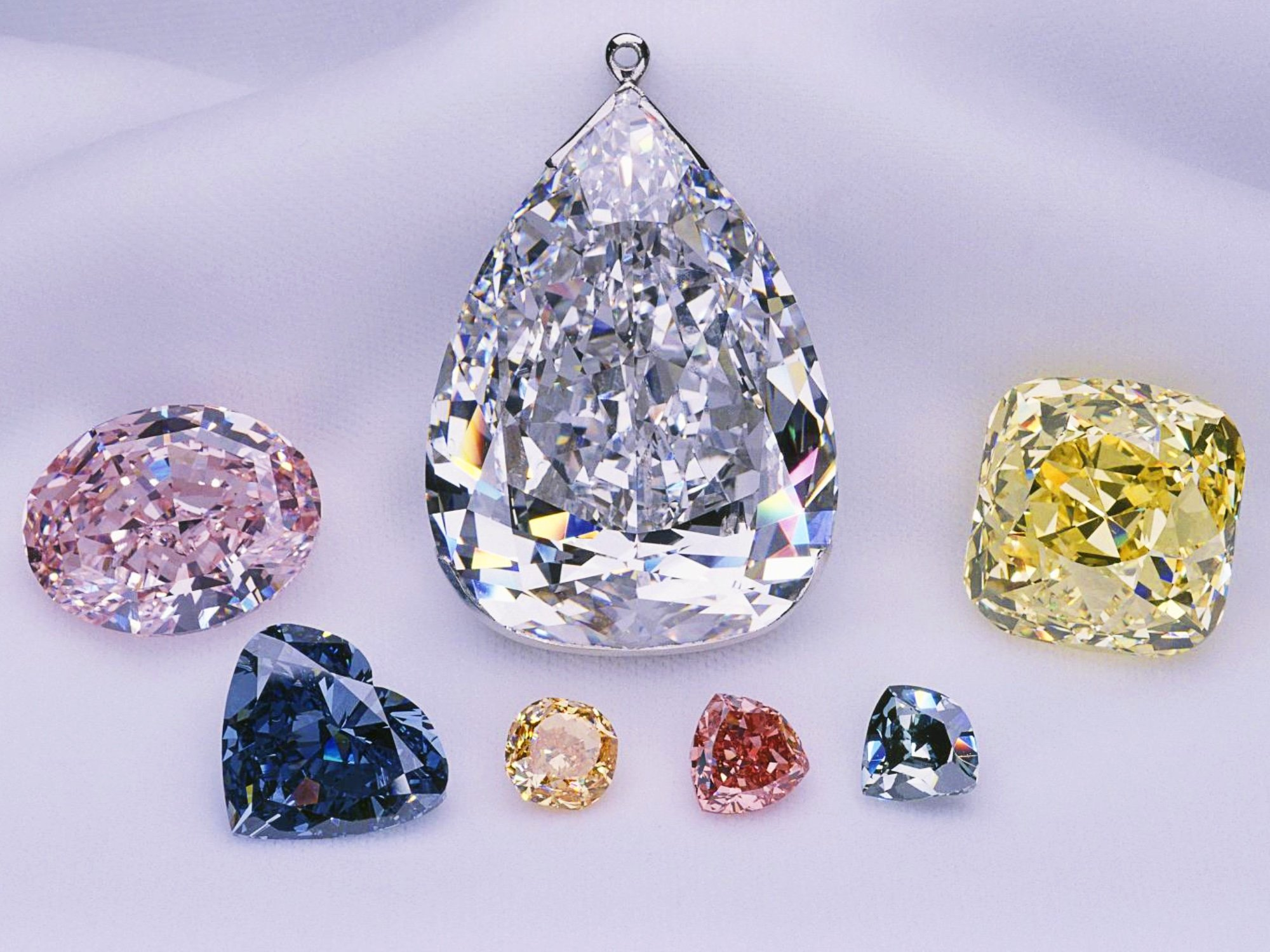 Splendour of Diamonds Exhibition 2003 | Diamond Buzz